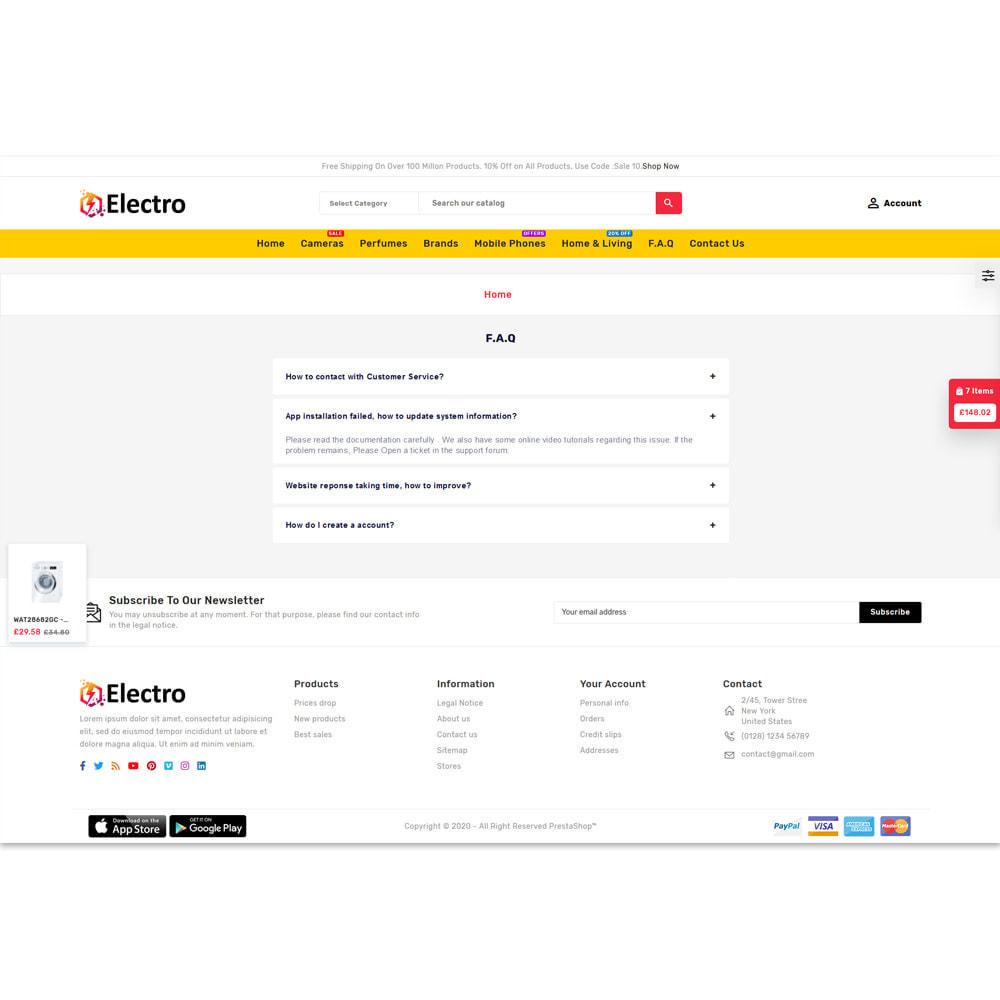 theme - Electrónica e High Tech - Electro Store - 5