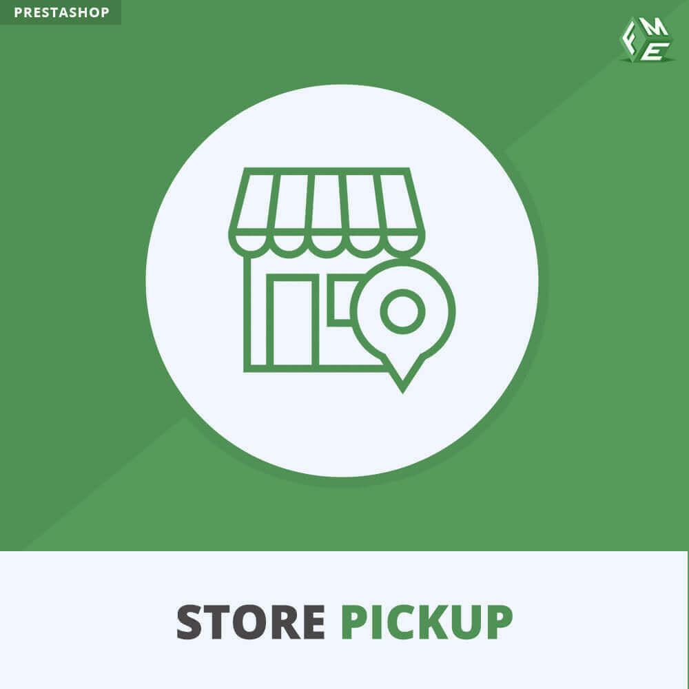 module - Paczkomaty & Odbiór w sklepie - Store Pickup - 1