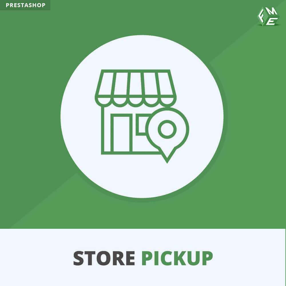 module - Пункты выдачи и Получение в магазине - Store Pickup - 1