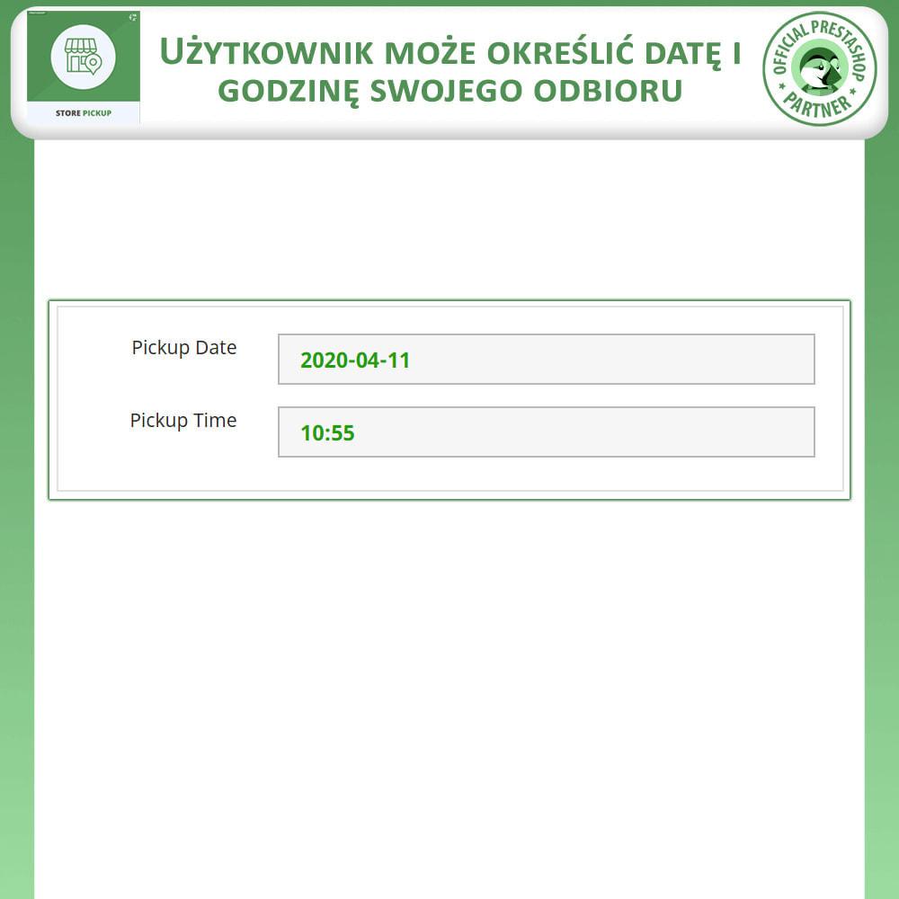 module - Paczkomaty & Odbiór w sklepie - Store Pickup - 5