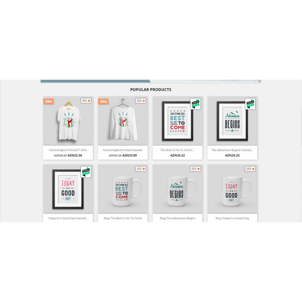 module - Marcas & Fabricantes - Manufacturers Brand Carousel & Product Sticker  Module - 2