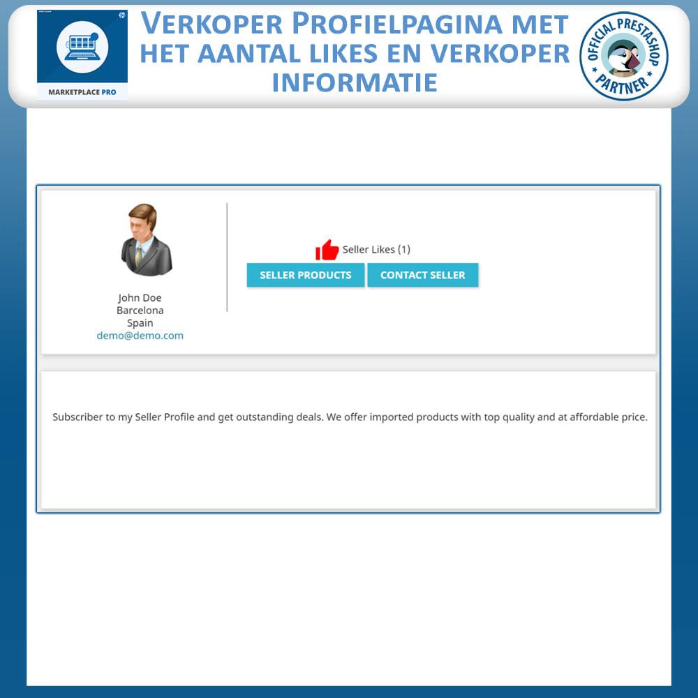 module - Marktplaats opzetten - Multi Vendor Marketplace  - Marketplace Pro - 9