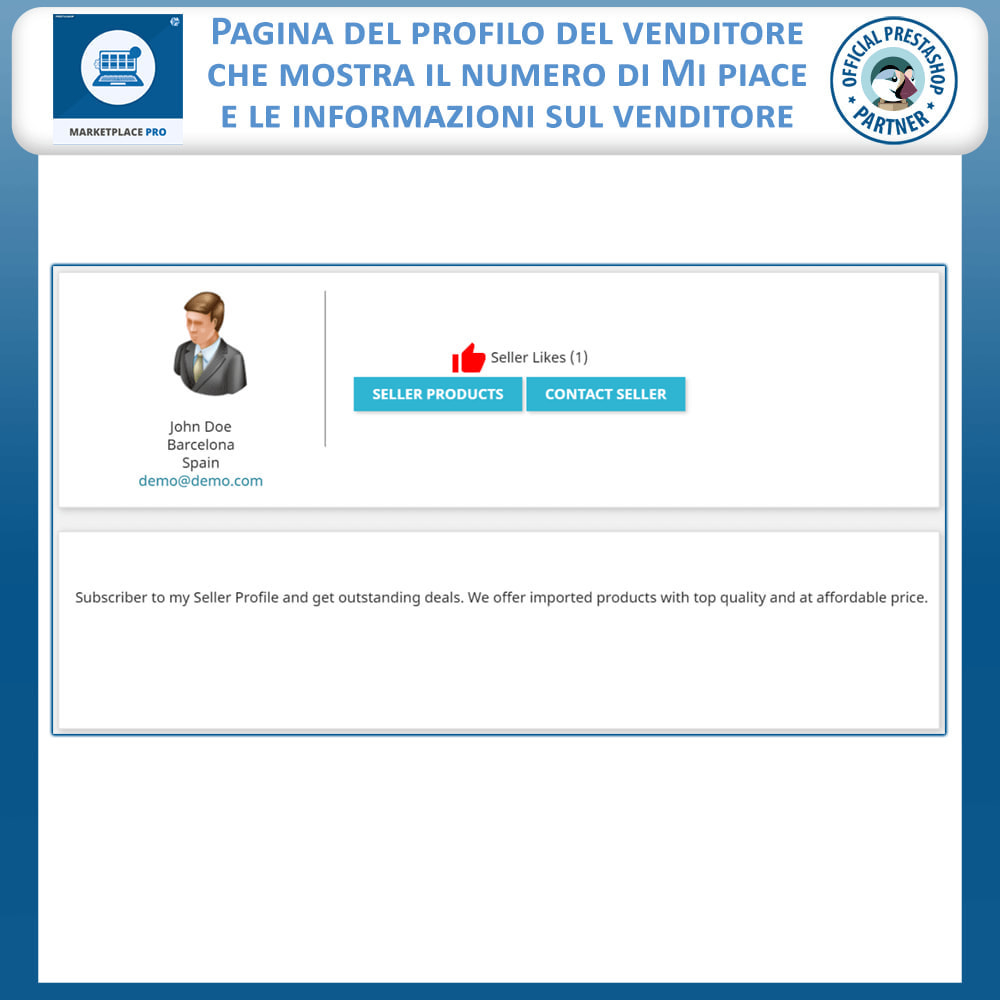module - Creazione Marketplace - Multi Vendor Marketplace  - Marketplace Pro - 9