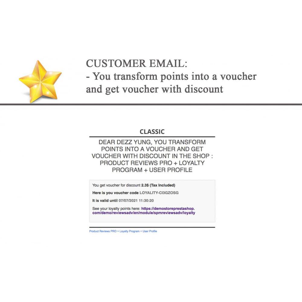 module - Sociale Widgets - Product Reviews PRO + Loyalty Program + User Profile - 28