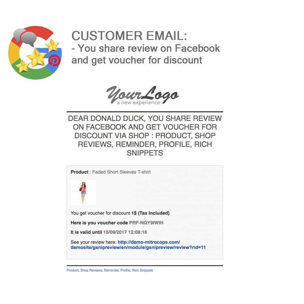 module - Klantbeoordelingen - Product, Shop Reviews, Loyalty Program, Google Snippets - 61