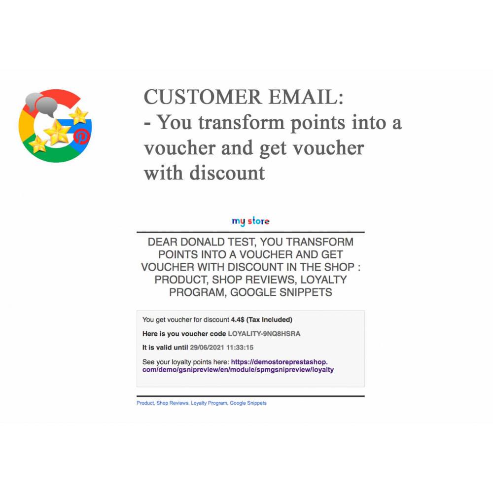 module - Klantbeoordelingen - Product, Shop Reviews, Loyalty Program, Google Snippets - 71