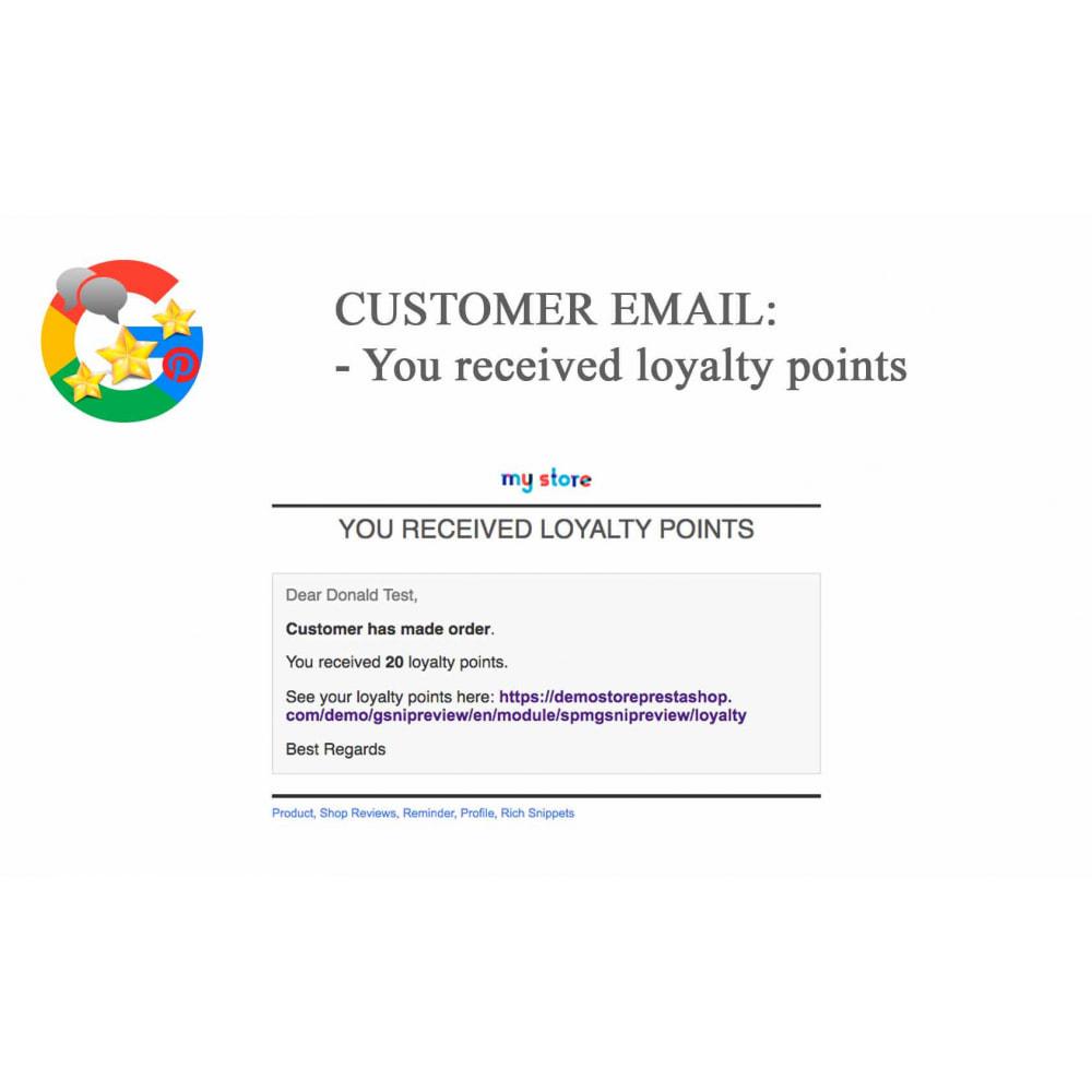 module - Klantbeoordelingen - Product, Shop Reviews, Loyalty Program, Google Snippets - 72