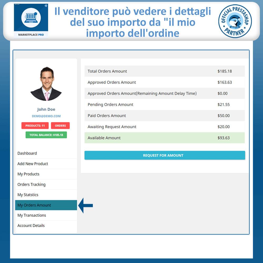 module - Creazione Marketplace - Multi Vendor Marketplace  - Marketplace Pro - 16