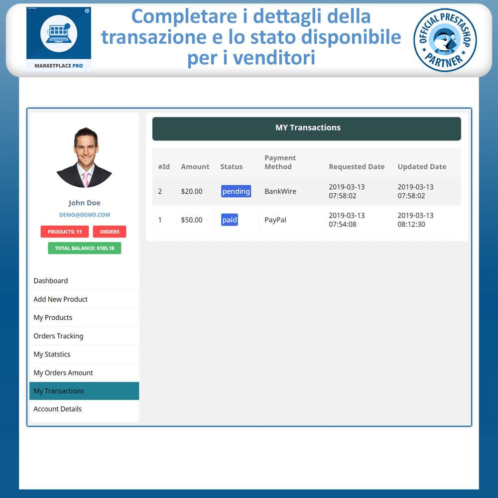 module - Creazione Marketplace - Multi Vendor Marketplace  - Marketplace Pro - 17