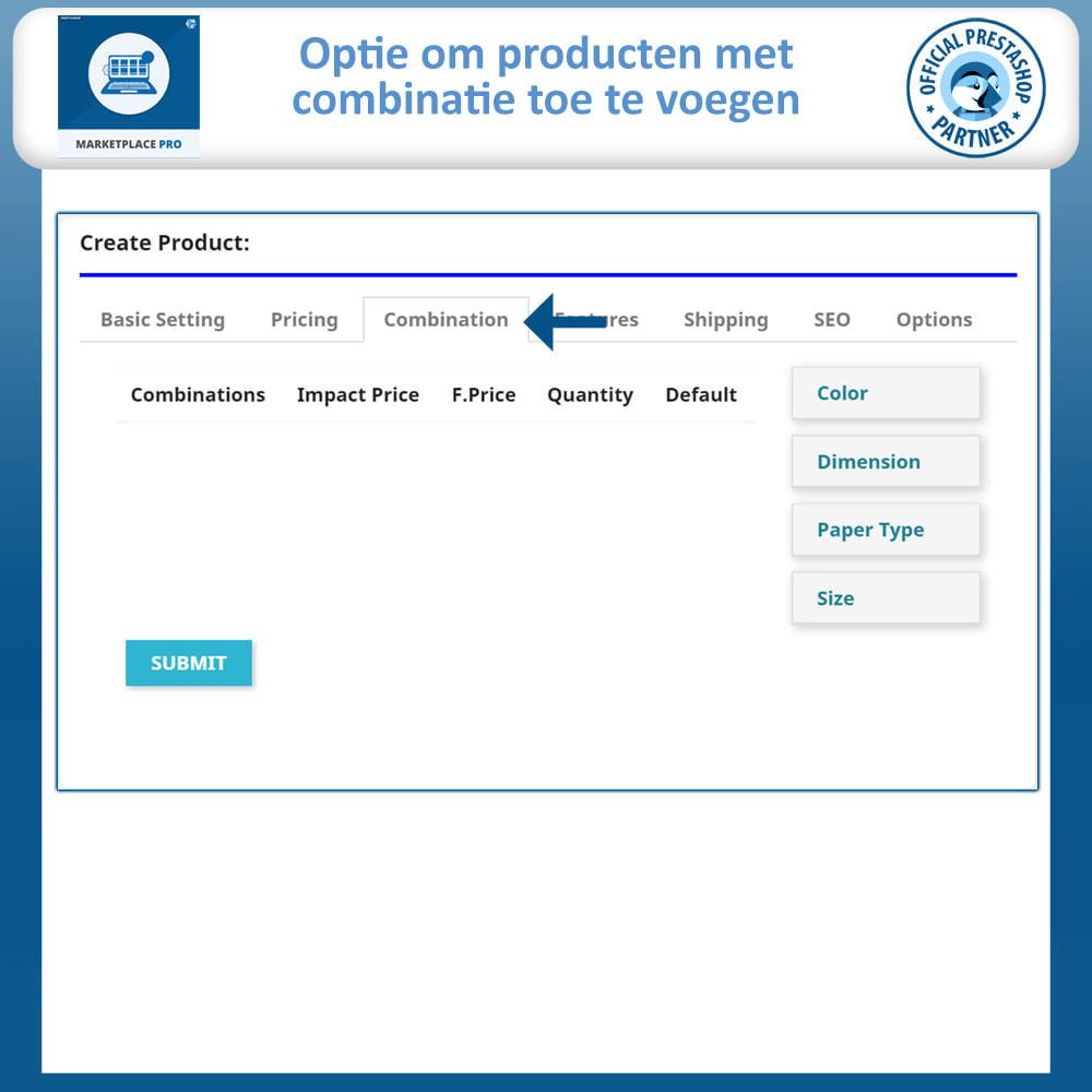 module - Marktplaats opzetten - Multi Vendor Marketplace  - Marketplace Pro - 19