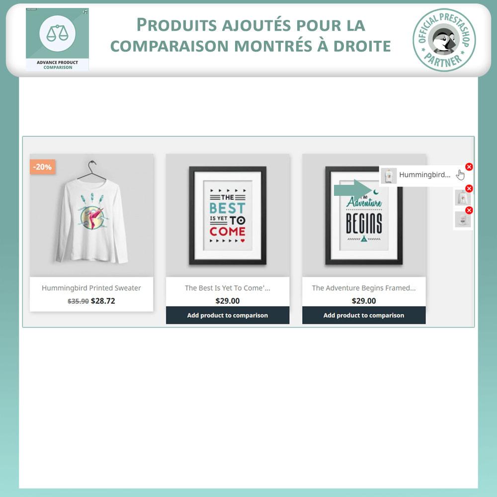 module - Comparateurs de prix - Comparaison Avancée Des Produits - 3