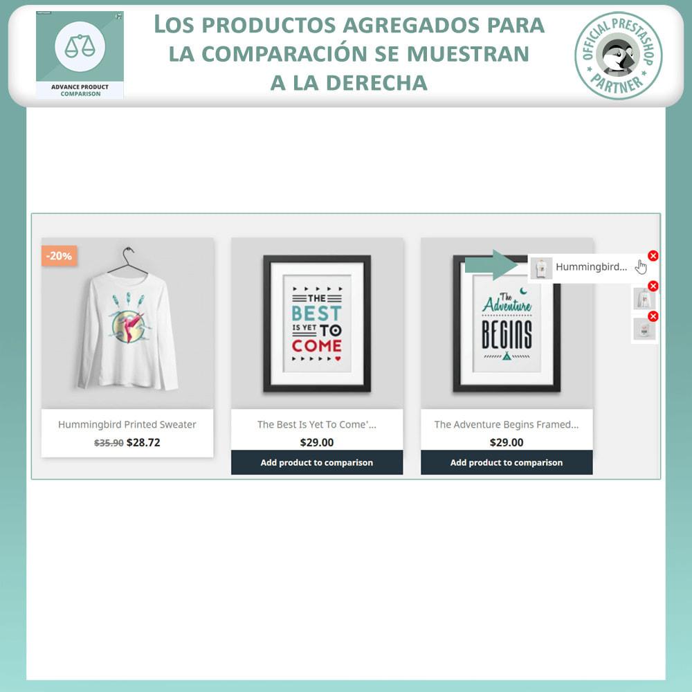 module - Comparadores de Precios - Comparación Avanzada De Productos - 3