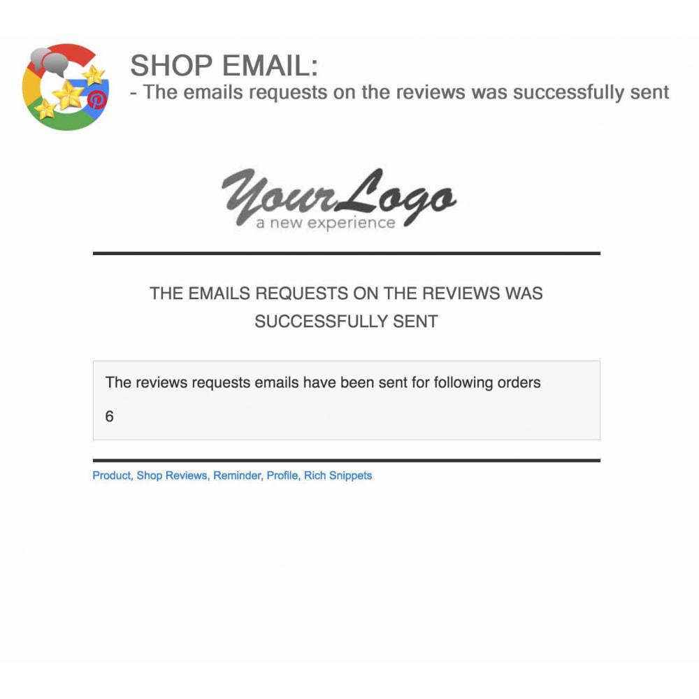 module - Avis clients - Produit+Boutique Avis, Points fidélité, Google Snippets - 67