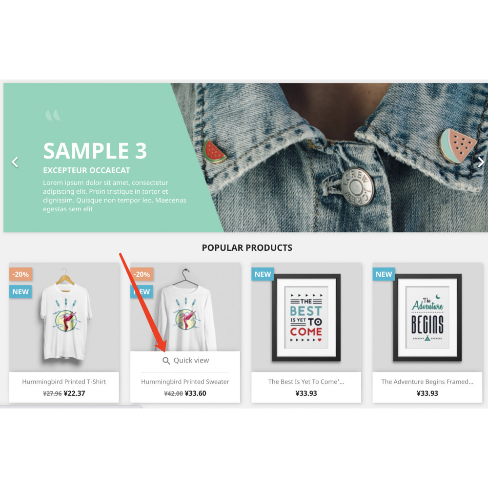 module - Dispositivi mobili - QR code scan generator that supports product attributes - 3