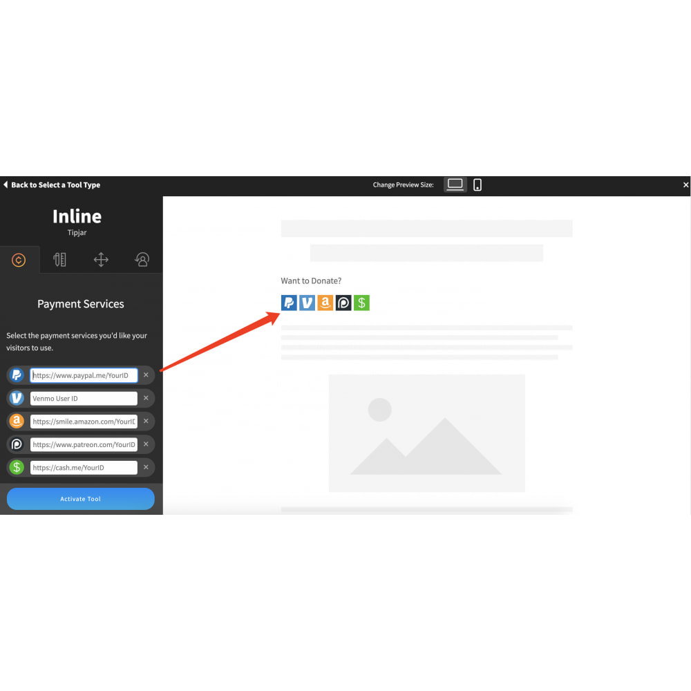 module - Widgets para redes sociales - Advanced Social Media Share Side Bar Links Buttons - 9