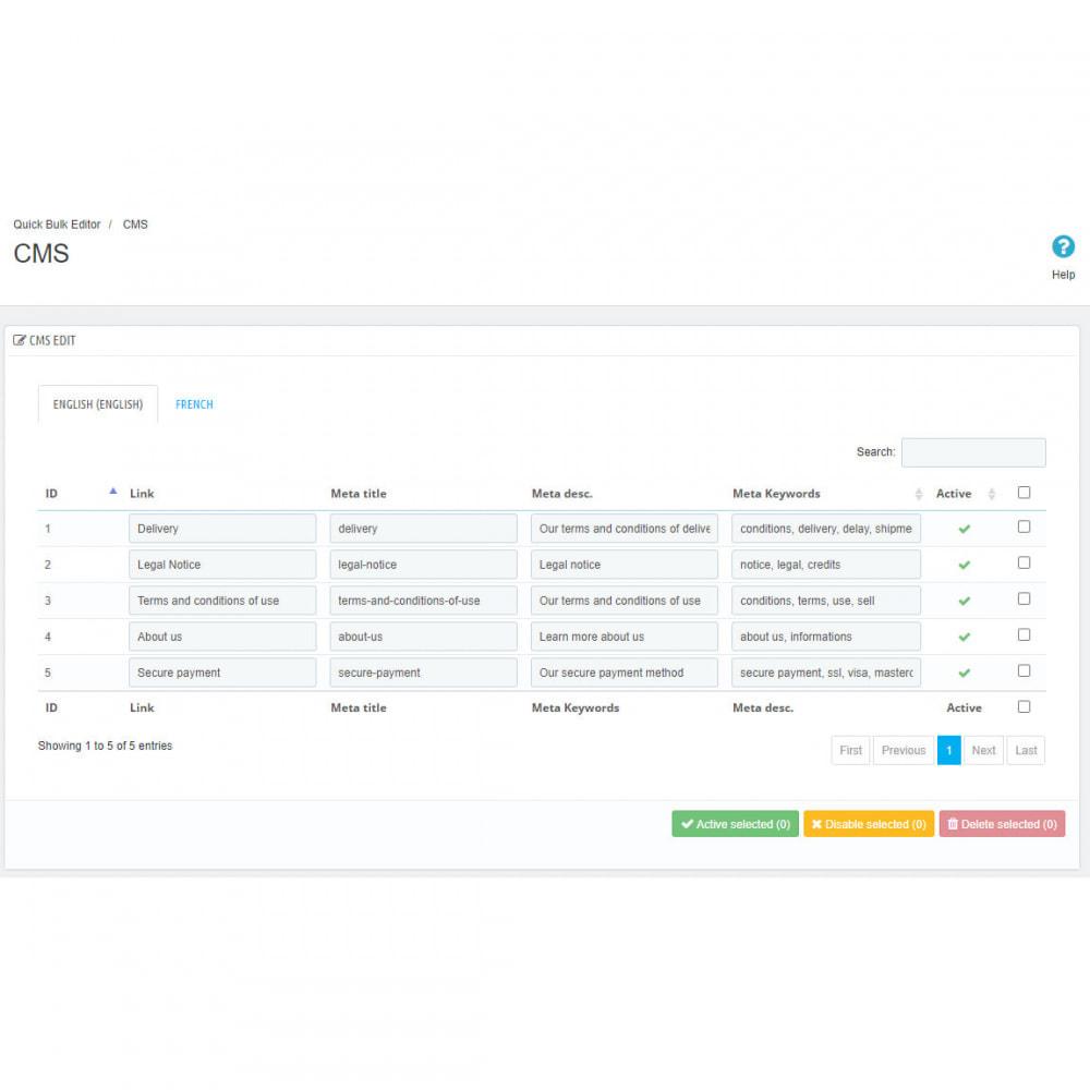 module - Быстрое & массовое редактирование - Quick Bulk Editor - 5