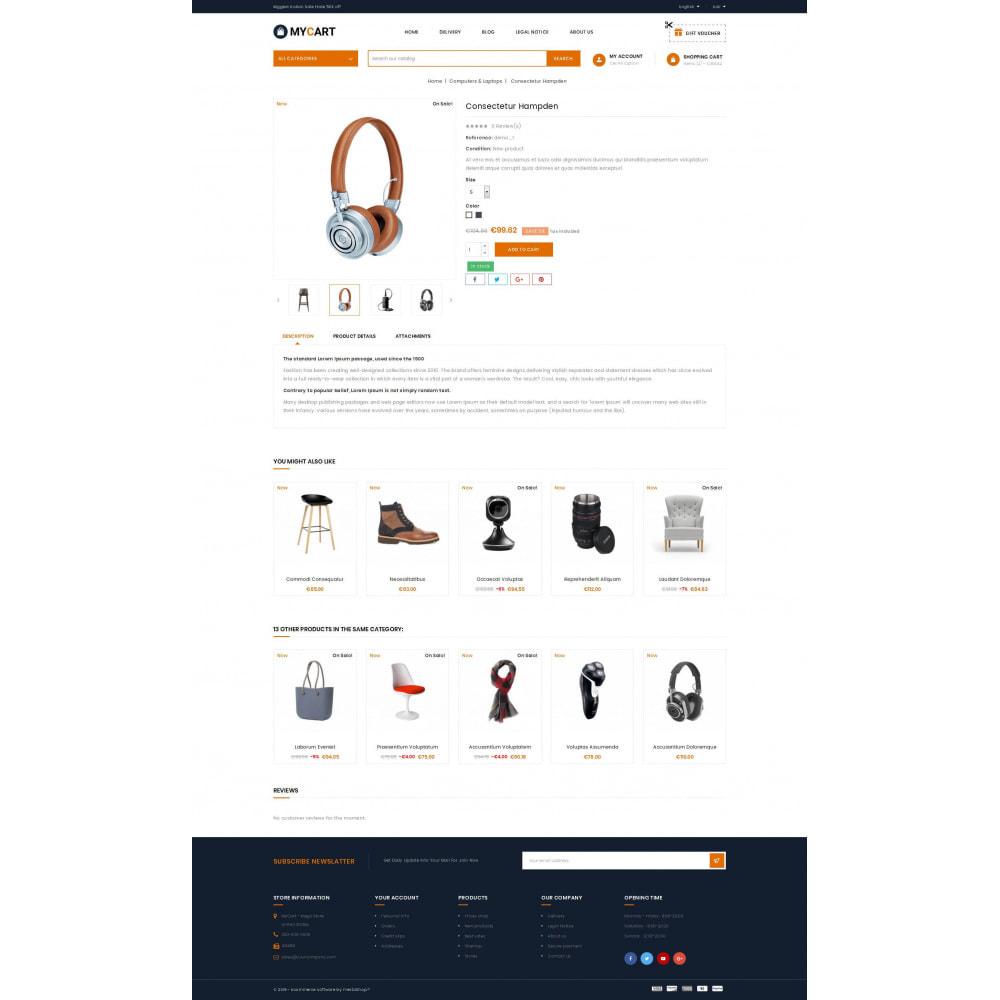 theme - Electronics & Computers - MyCart - Online Mega Store - 5