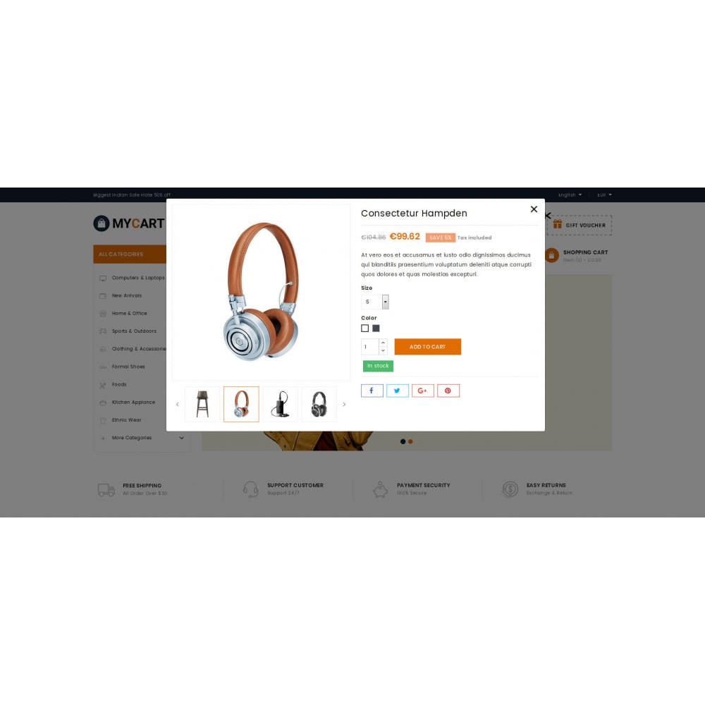 theme - Electronics & Computers - MyCart - Online Mega Store - 7