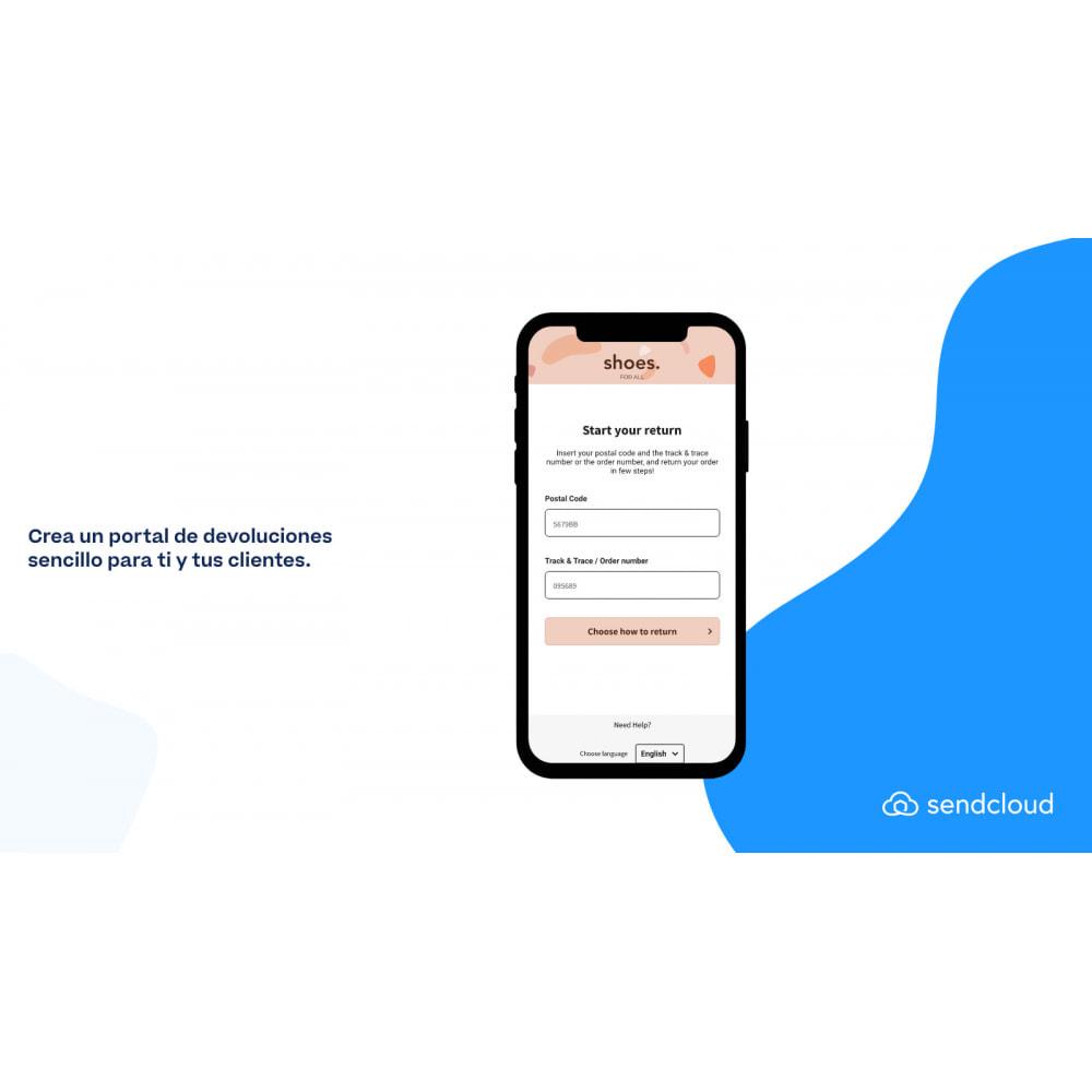 module - Transportistas - Sendcloud | Solución N°1 de envíos para Ecommerce - 4
