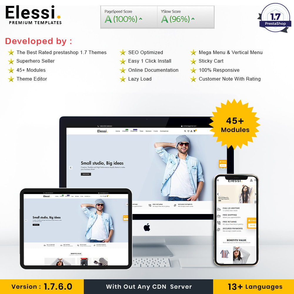 theme - Mode & Schoenen - Elessi Fashion Store - 1
