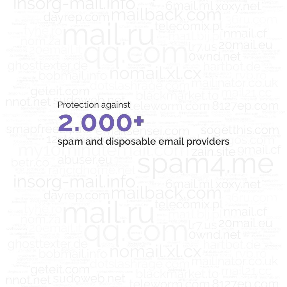 module - Security & Access - Advanced Google Re-Captcha Anti Spam & Fake Accounts - 6