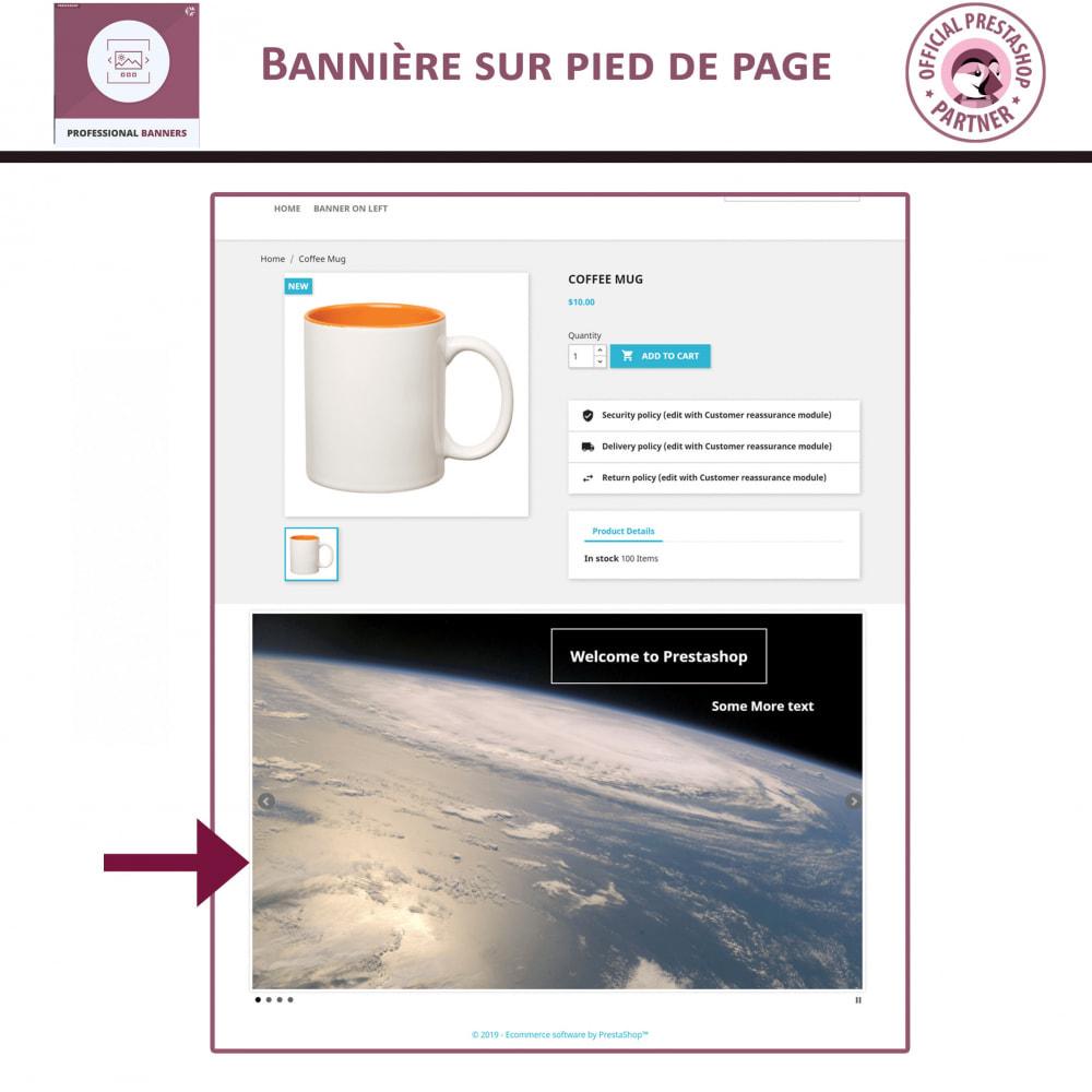 module - Sliders & Galeries - bannière réactif et Curseur d'image - 4