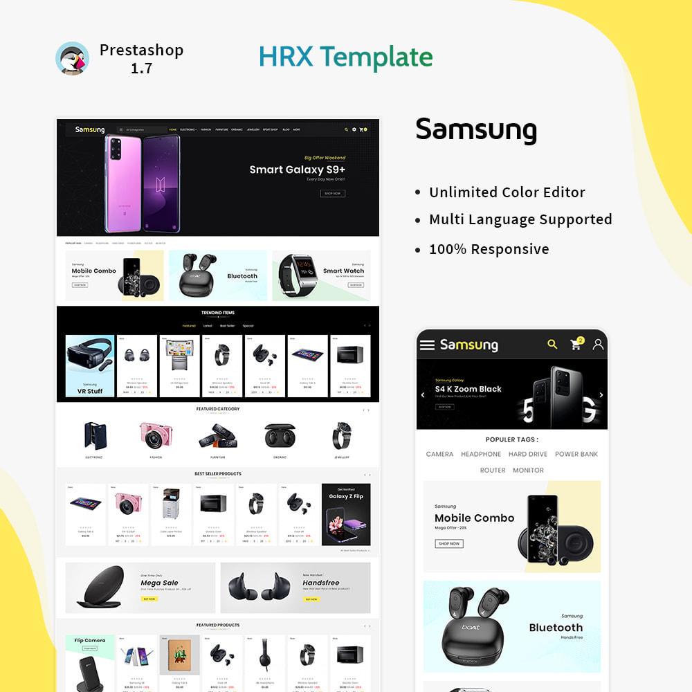 theme - Elektronik & High Tech - Electro– Electronic Boost Smart Shop - 1