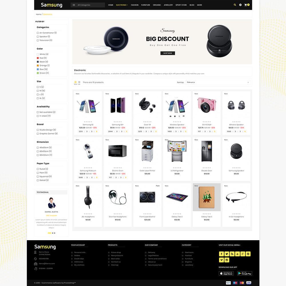 theme - Elektronik & High Tech - Electro– Electronic Boost Smart Shop - 3