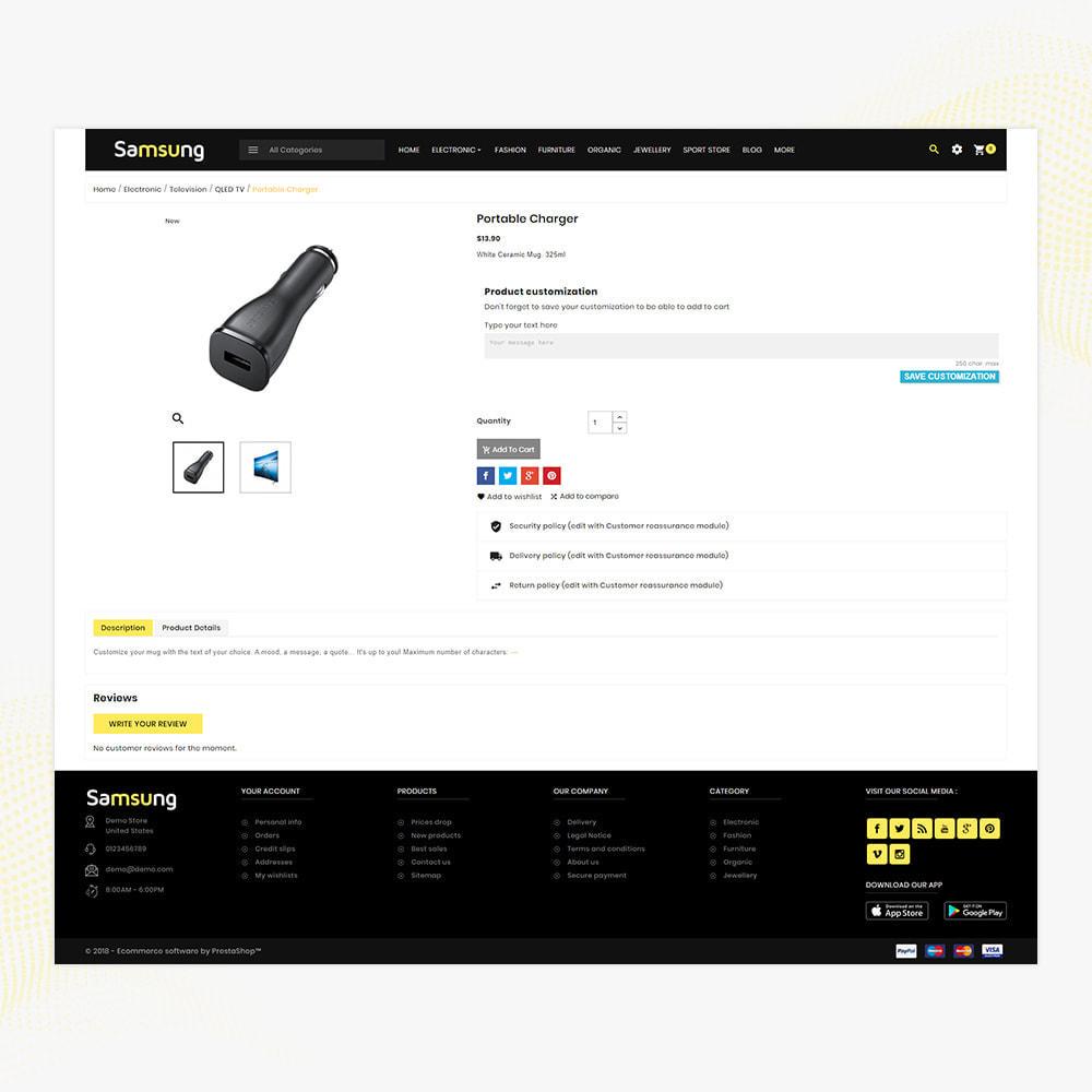 theme - Elektronik & High Tech - Electro– Electronic Boost Smart Shop - 4