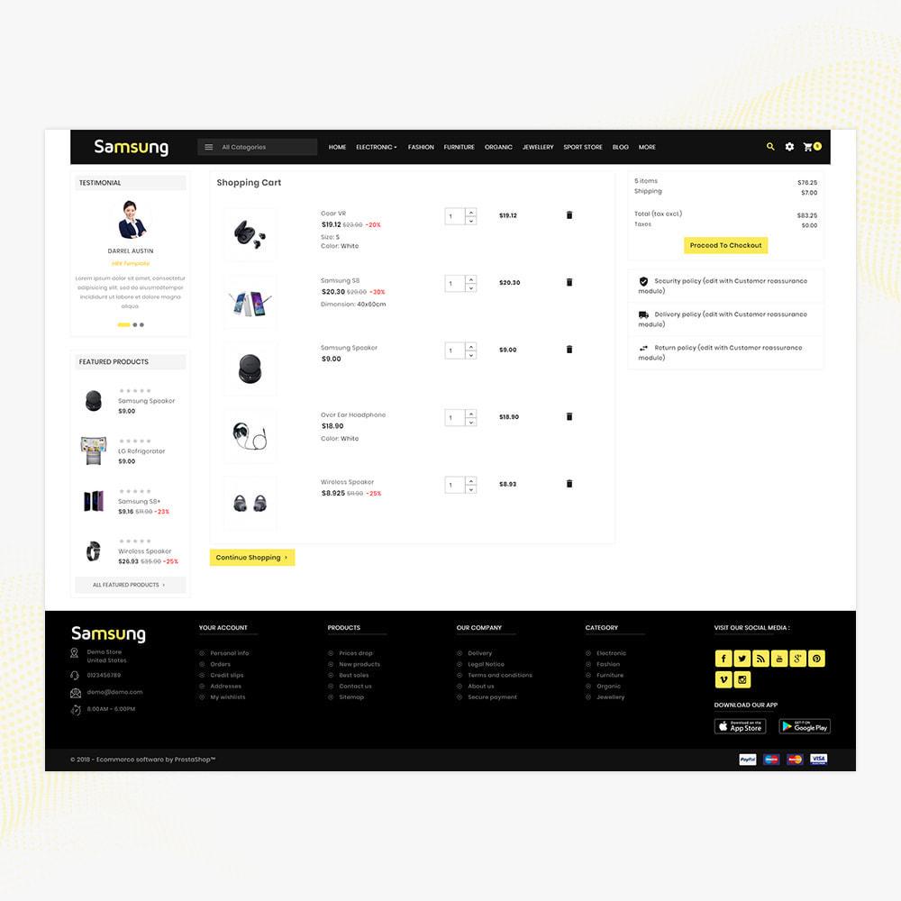 theme - Elektronik & High Tech - Electro– Electronic Boost Smart Shop - 5