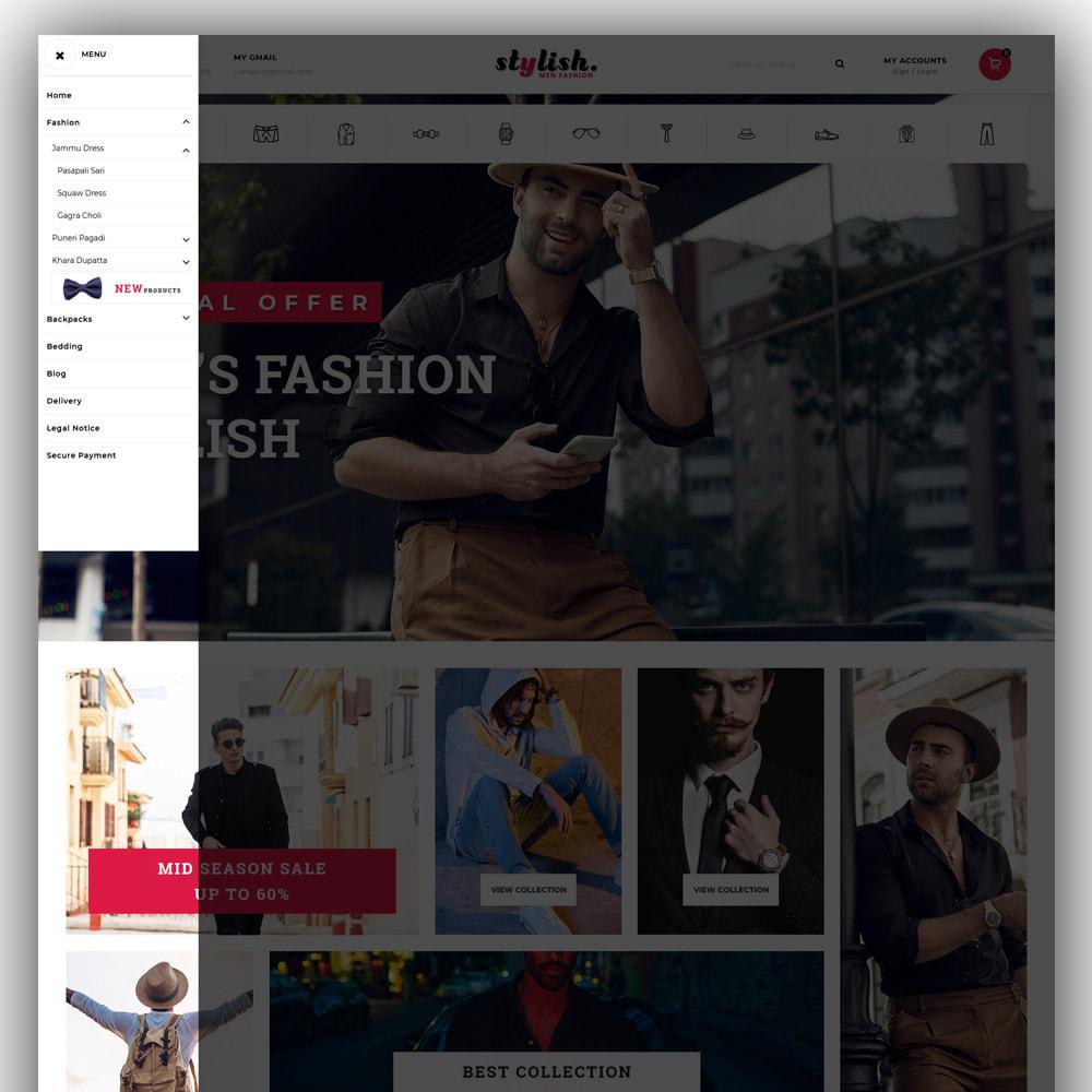 theme - Moda & Calzature - Stylish - Mens Fashion Store - 2
