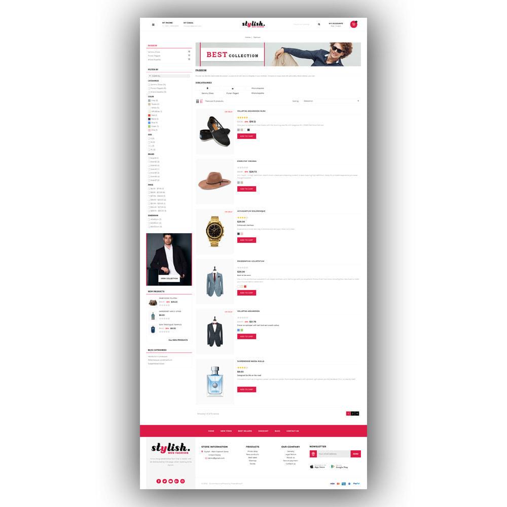 theme - Moda & Calzature - Stylish - Mens Fashion Store - 5