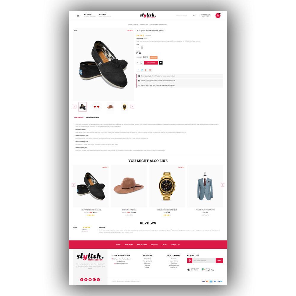 theme - Moda & Calzature - Stylish - Mens Fashion Store - 6