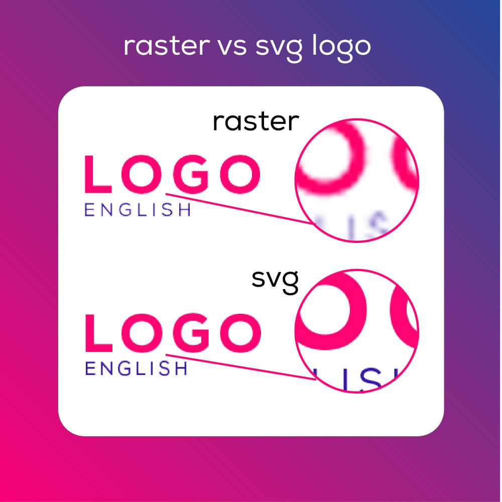 module - Emblemas e logotipos - Logo svg multilangual - 1