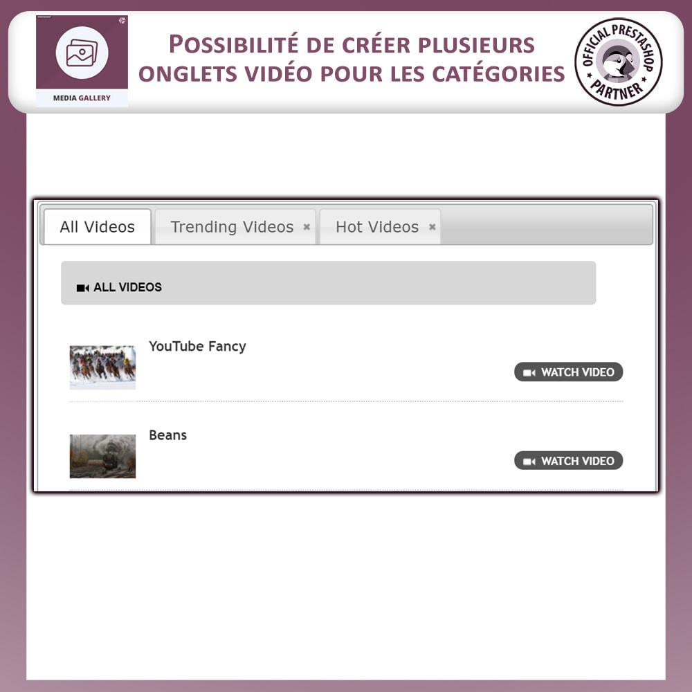 module - Produits virtuels (téléchargeables) - Galerie multimédia - Galerie de vidéo - 5
