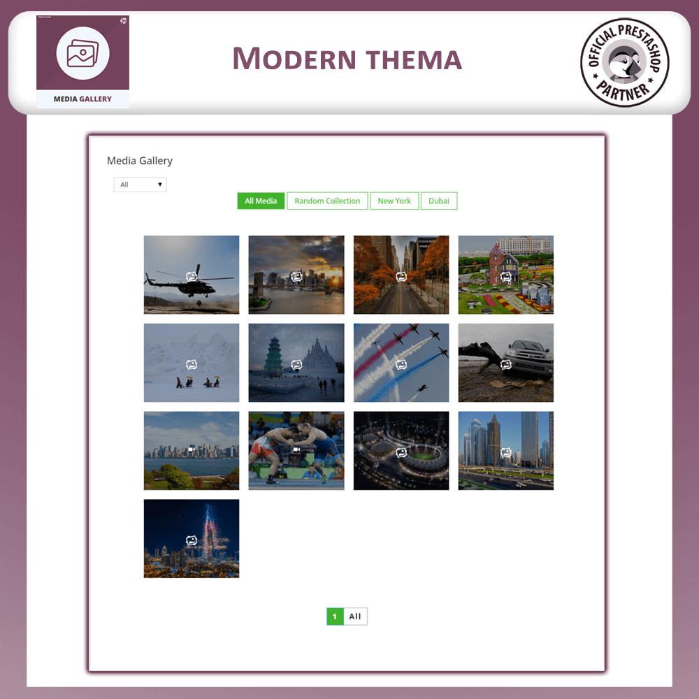 module - Virtuele producten - Media Galerij - Video Galerij - 2