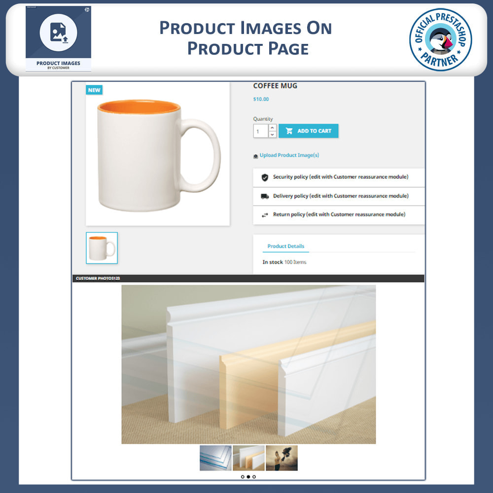 module - Visual Products - Product Images by Customers - 2