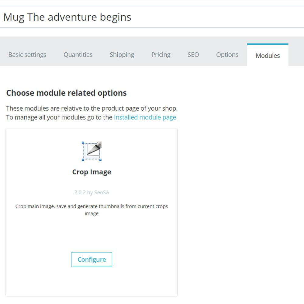module - Pokaz produktów - Zmiana rozmiaru zdjęć (kadrowanie) - 3