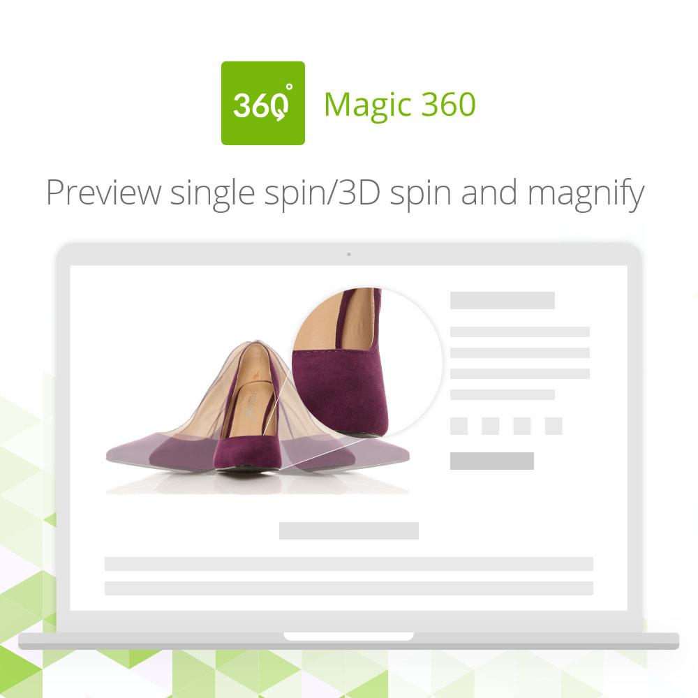 module - Visual dos produtos - Magic 360 spin - 4