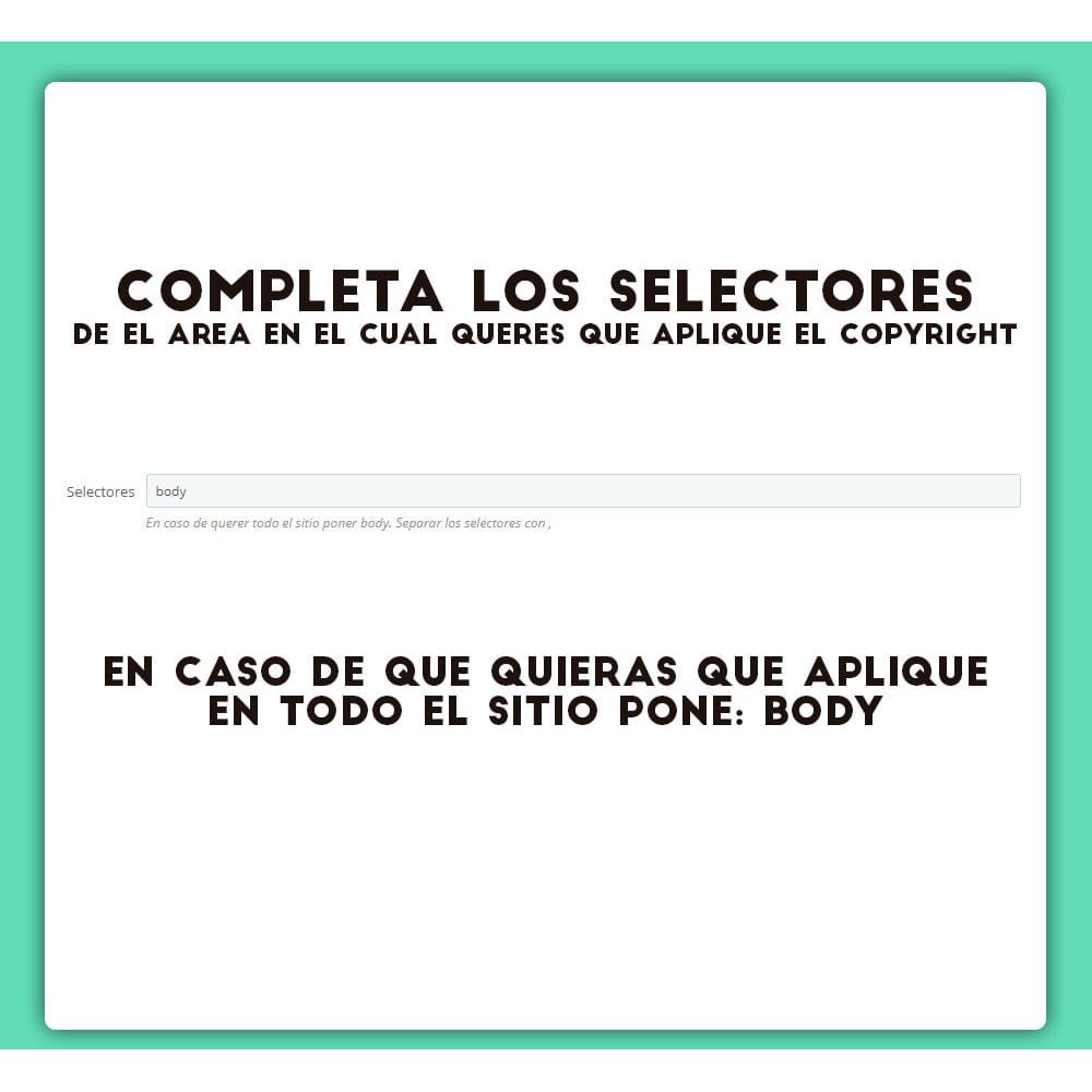 module - Blog, Foro y Noticias - Contenido con Copyright - 3