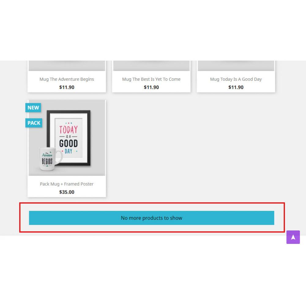 module - Navigatie middelen - Auto Pagination | Infinite Scroll | Auto Load Products - 16