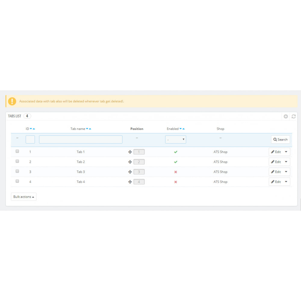 module - Blokken, Tabbladen & Banners - Additional Product Fields And Tabs | Extra Fields - 6