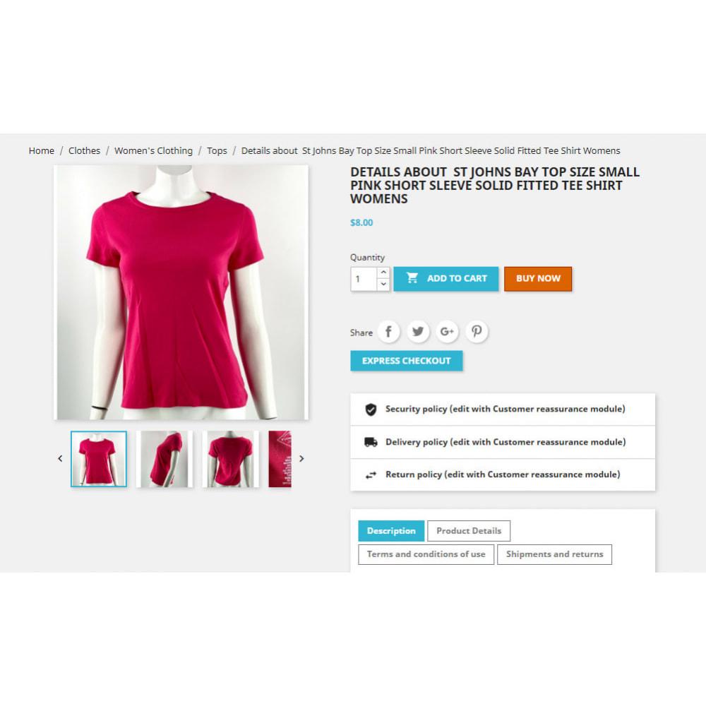 module - Szybki proces składania zamówienia - Buy Now Button | Quick Order | Instant Checkout - 2