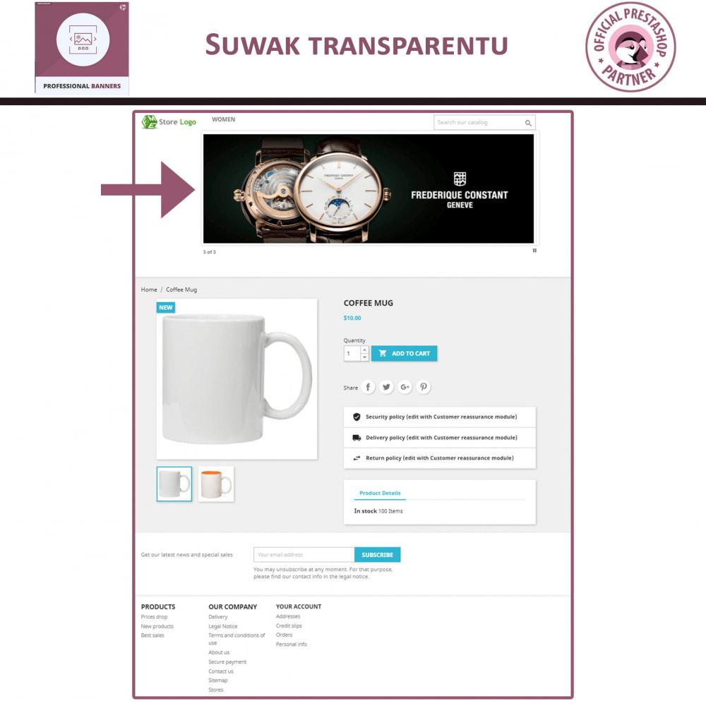 module - Slidery & Galerie - Profesjonalne Banery - Responsywny Baner i Suwak Obrazu - 2