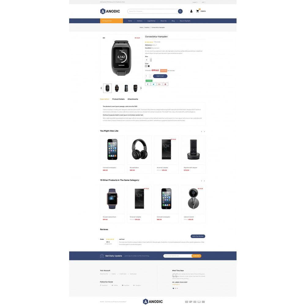 theme - Электроника и компьютеры - Anodic - Electronic Gadget Store - 5