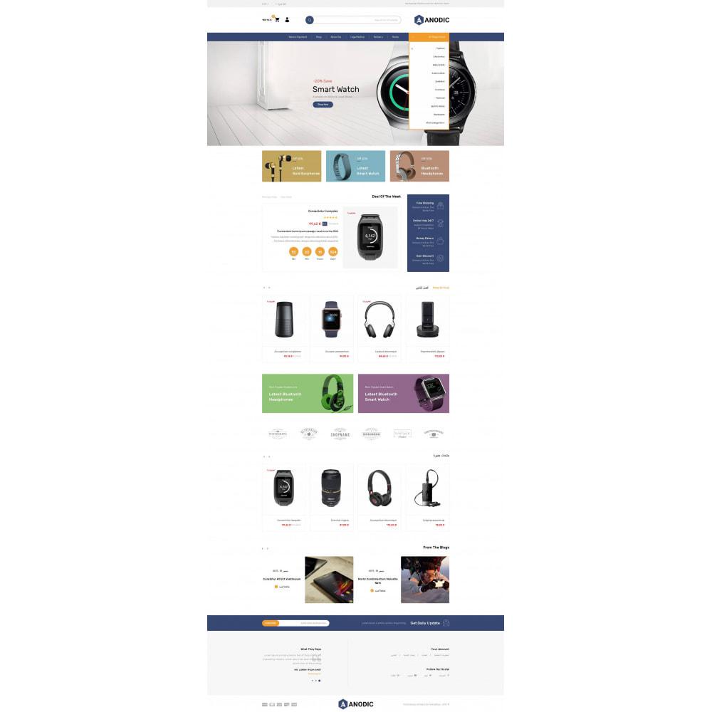 theme - Электроника и компьютеры - Anodic - Electronic Gadget Store - 10