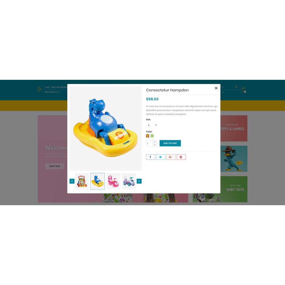 theme - Enfants & Jouets - Fortune - Kids Store - 7