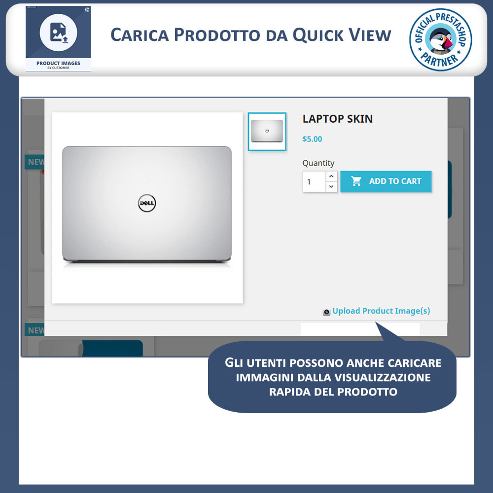 module - Visualizzazione Prodotti - Product Images by Customers - 6