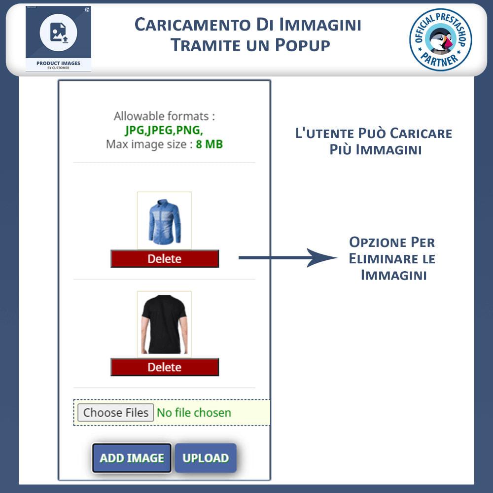 module - Visualizzazione Prodotti - Product Images by Customers - 7