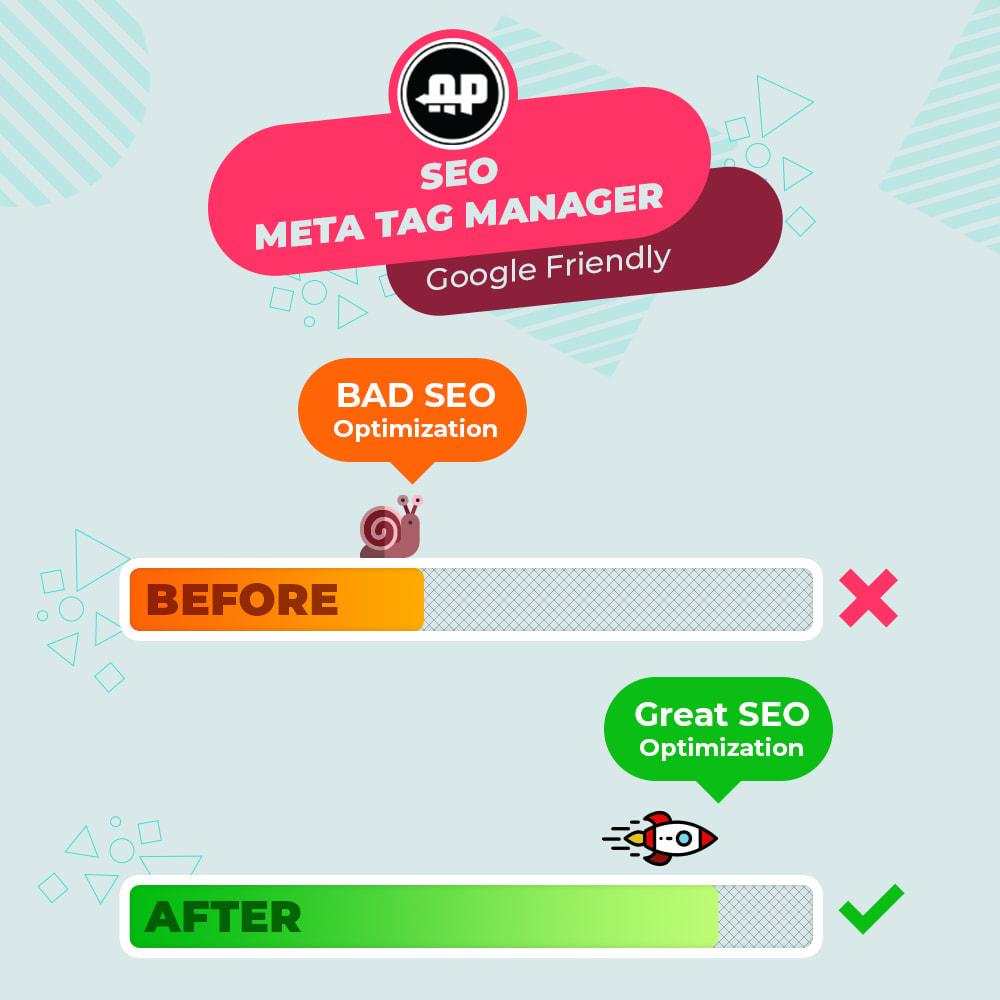 module - SEO - Advanced - SEO Tag Manager - 1